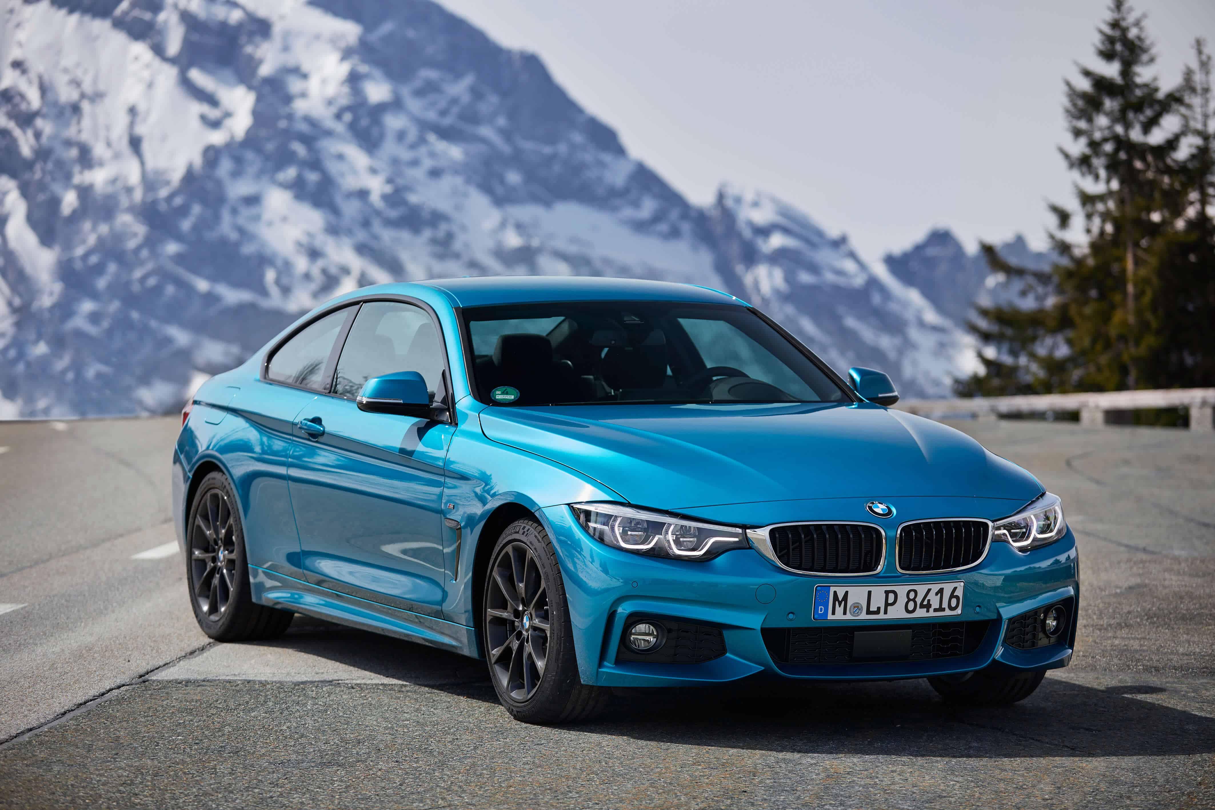 BMW 4er F32