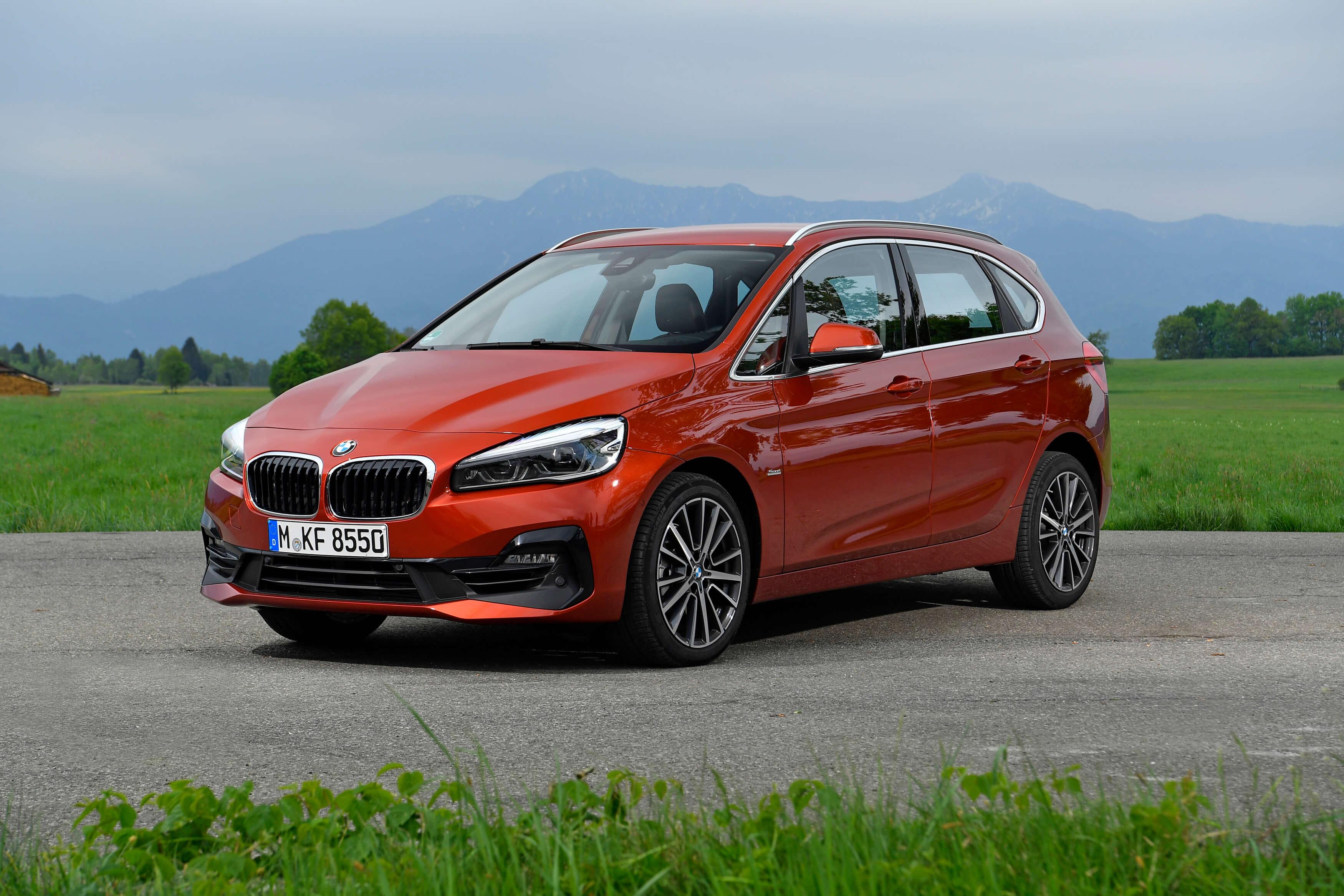 BMW 2er F45