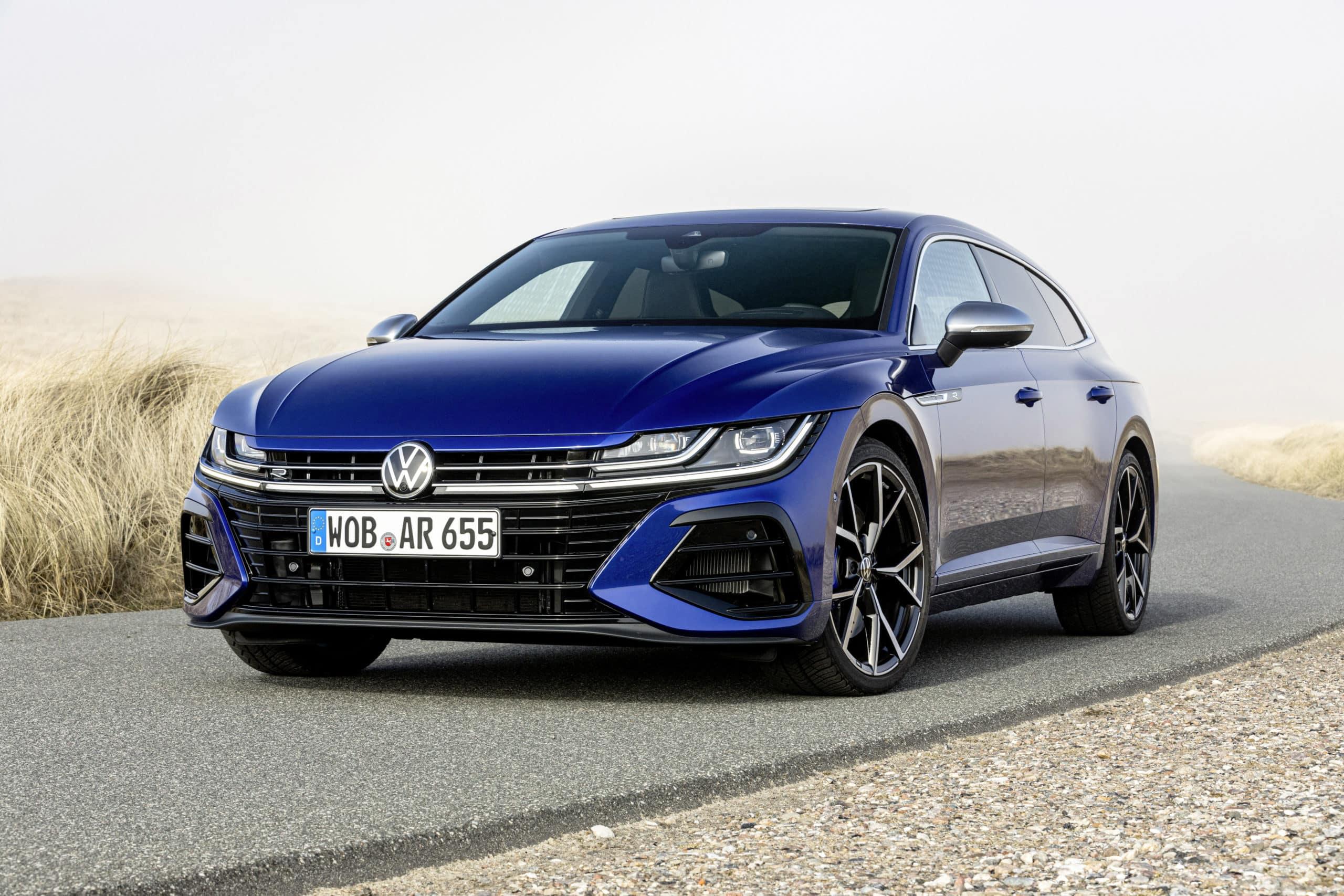 Volkswagen Arteon R Shooting Brake