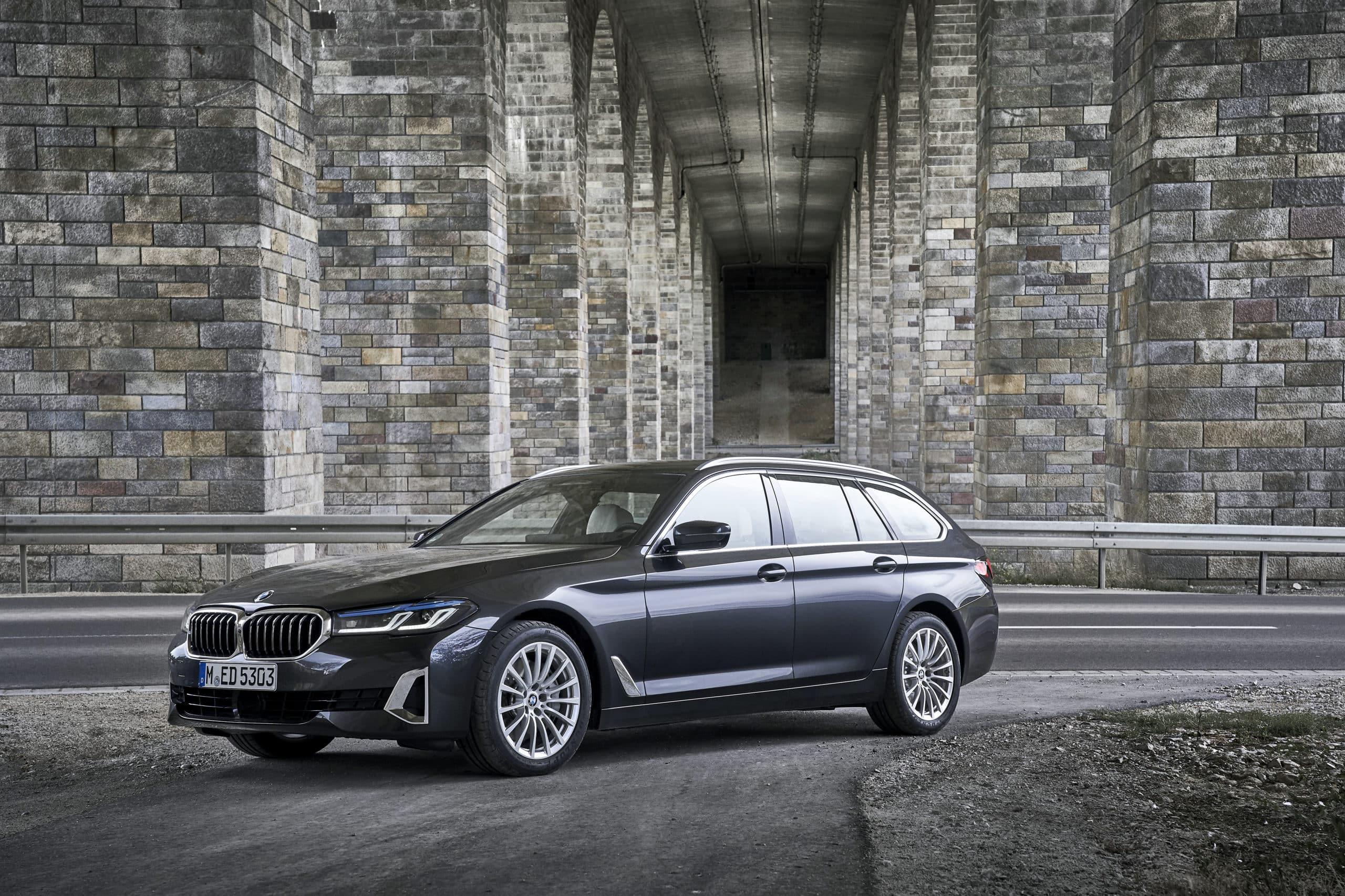BMW 5er G31